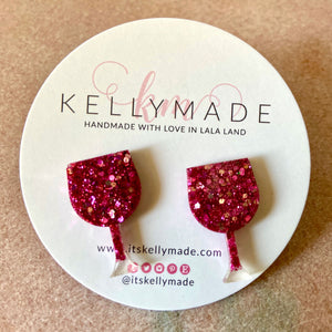 READY-TO-SHIP MINI HAPPY HOUR Studs