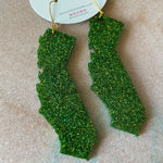 READY-TO-SHIP CALIFORNIA DREAMIN' - pine green