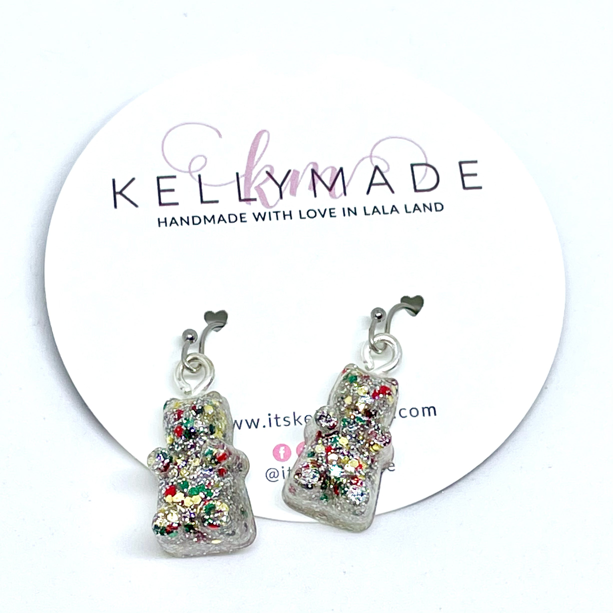 GUMMY BEARS Dangles - Multi-color