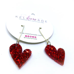 MEDIUM LOVE Dangles