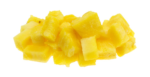 Fresh Cut Pineapple (Per 5 lbs)(PINCUT)