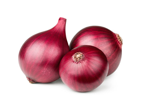 Fresh Red Onion (Each) (ONJRPC)