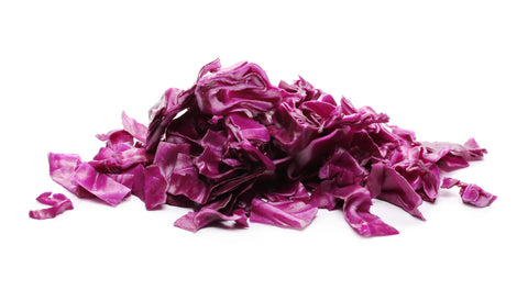 Fresh Red Cabbage Diced (Per 5lbs)