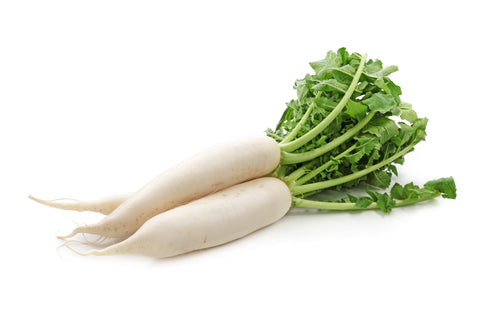 Fresh Daikon (Pound)