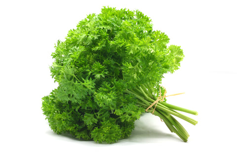Fresh Curly Leaf Parsley (Per bunch)