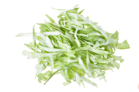 Fresh Shredded Green Cabbage (Per 5 lbs) (CABSHRED)