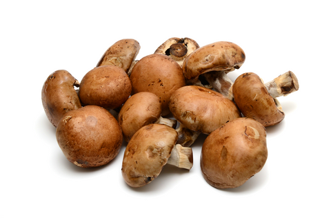 Fresh Baby Bella Mushrooms (8 oz) (MUBABCEL)