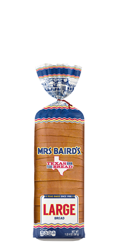 Mrs Baird's Large White Bread (20 oz)