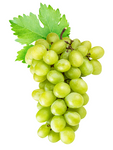 Fresh Grapes White, Each, Avg 2 lbs (GRAWP)