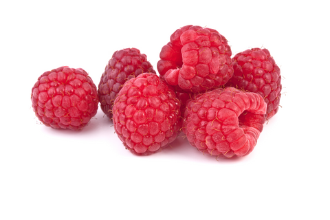 Fresh Raspberries, 6 oz Clam shell (Each)(RASP)