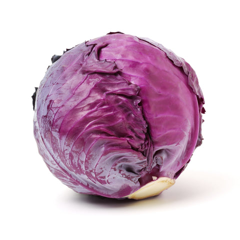 Fresh Red Cabbage Head (Each)(CABRE)