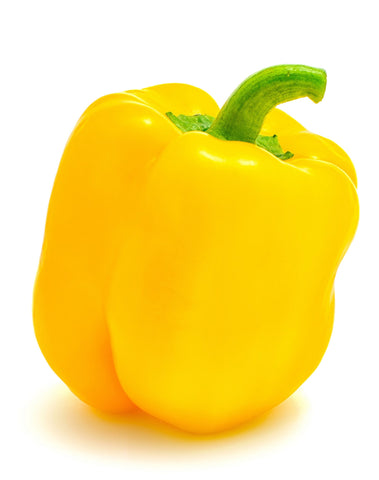Fresh Yellow Bell Pepper (each) (PEPYE)