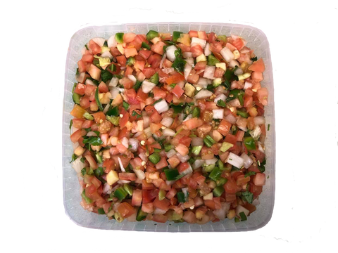 Fresh Pico de Gallo 5Lb tub