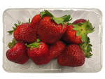 Strawberries 1 lb Clamshell (STRP)