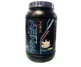 FITSTRONG 100% Whey Protein Isolate (Vanilla)