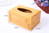 Rectangle Bamboo Tissue Box - Above_Savvy