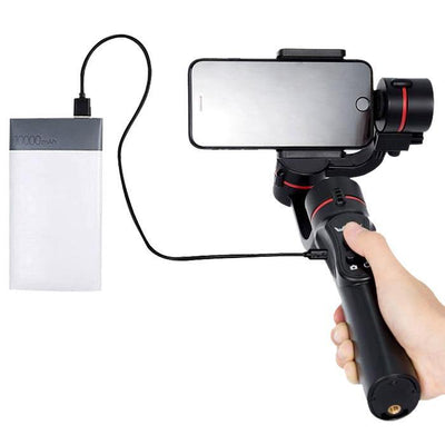 A5 Three-axis Intelligent Hand-held Gimbal - Above_Savvy
