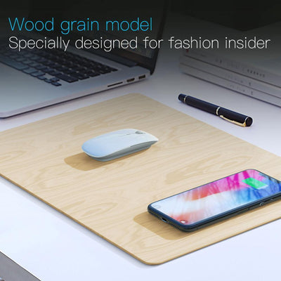 Smartphone Wireless Mouse Pad Charger - Above_Savvy