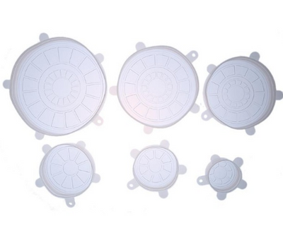 Flexible Silicone Covers (6pcs) - Above_Savvy