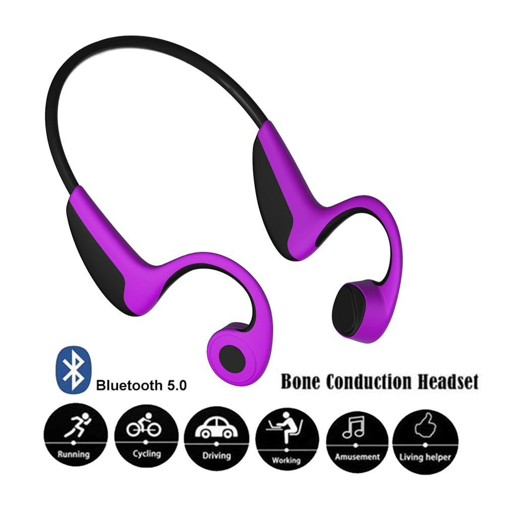 Bone Conduction Wireless Headphone