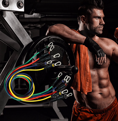 Pull Rope Resistance Bands - Above_Savvy