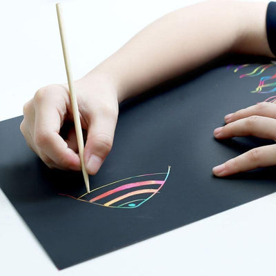 Scratch Painting Kit - Above_Savvy