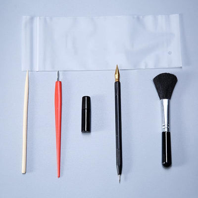 Scratch Painting Kit