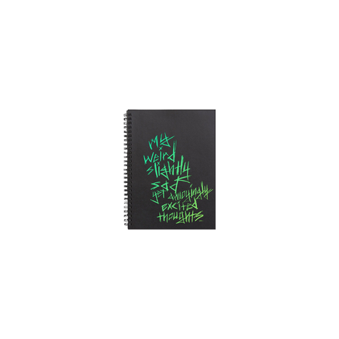 Weird! Notebook