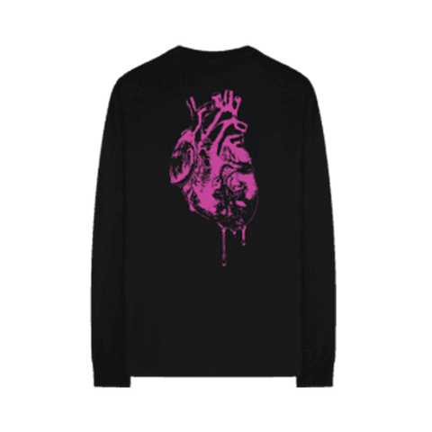 Black Longsleeve + Digital Album