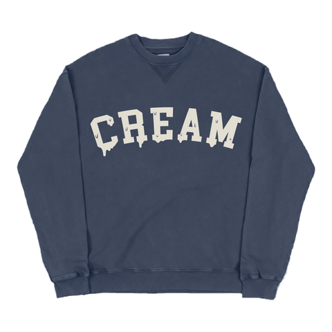 ICE CREAM MAN CREWNECK SWEATSHIRT