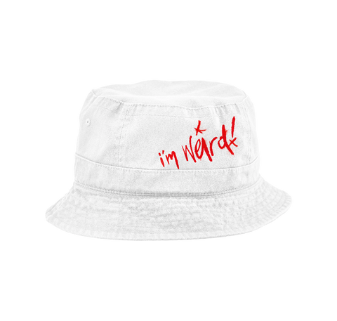 I'M WEIRD! BUCKET HAT