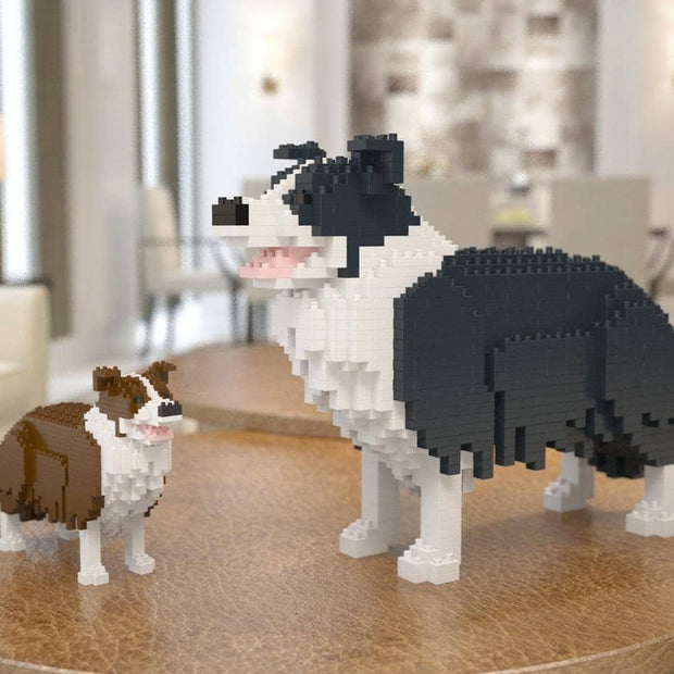 Border Collie Building Kit-Doggos-United