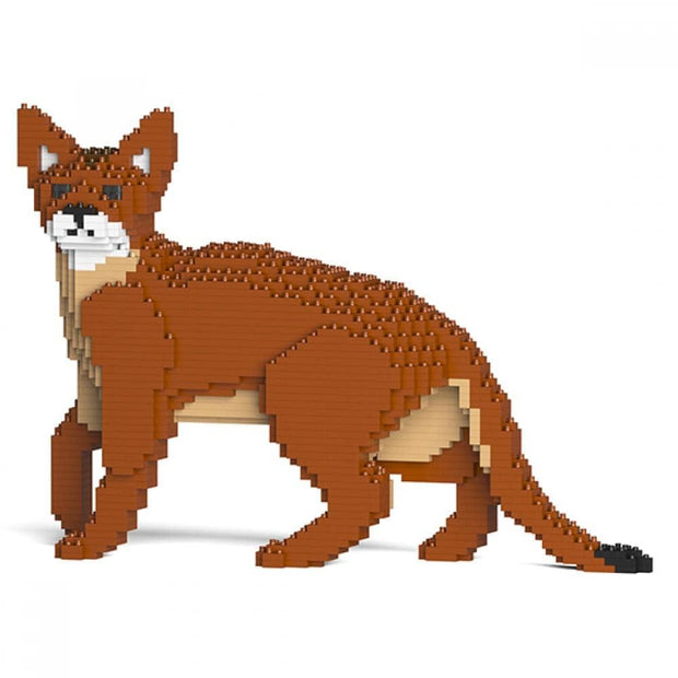 Abyssinian Cats Building Kit