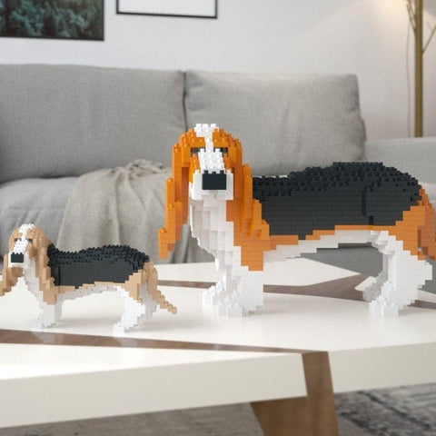 Basset Hound Building Kit