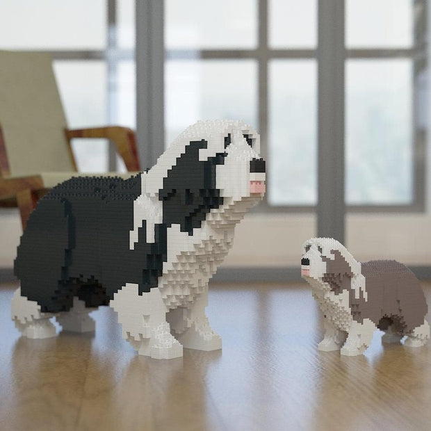 Bearded Collie Building Kit