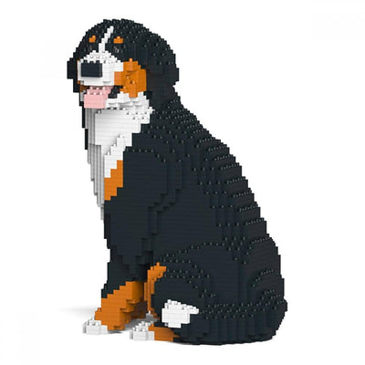 Bernese Mountain Dog Building Kit