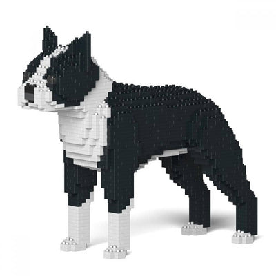 Boston Terrier Building Kit