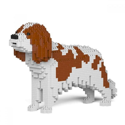 Cavalier King Charles Spaniel Building Kit