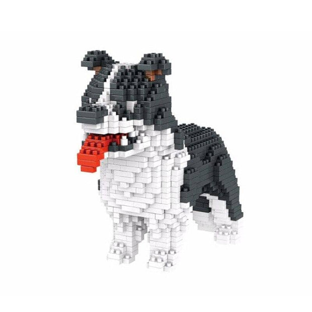 Doggos® Boston Terriër Building kit