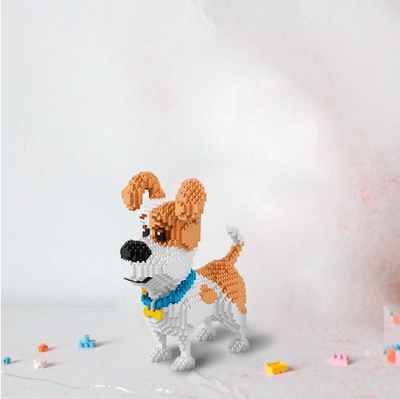 Doggos® Jack Russel Building kit