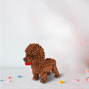 Doggos® Poodle Building kit