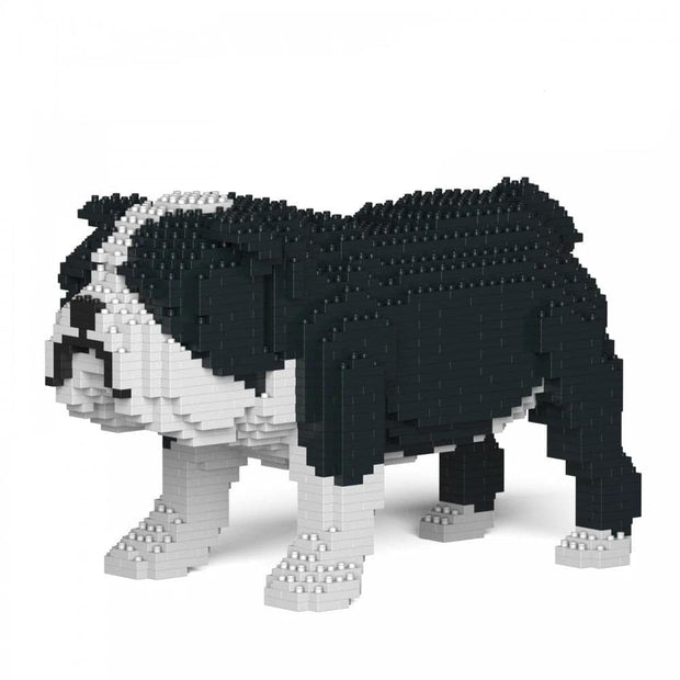 English Bulldog Building Kit