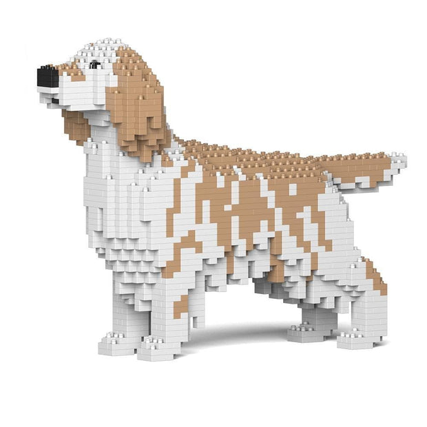 English Setter Building Kit