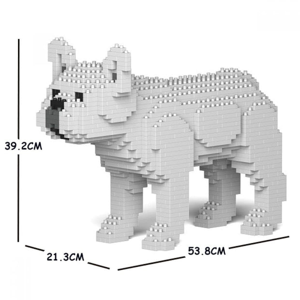 French Bulldog Building Kit-Doggos-United