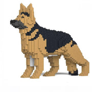 German Shepherd Building Kit