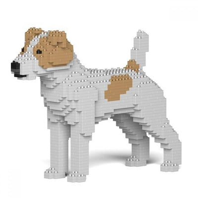 Jack Russell Terrier Building Kit