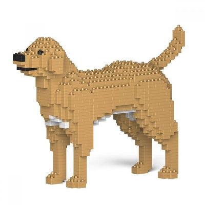 Labrador Retriever Building Kit