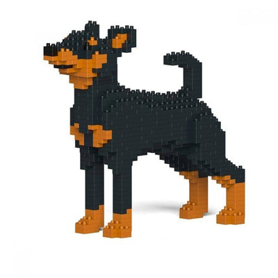 Miniature Pinscher Building Kit