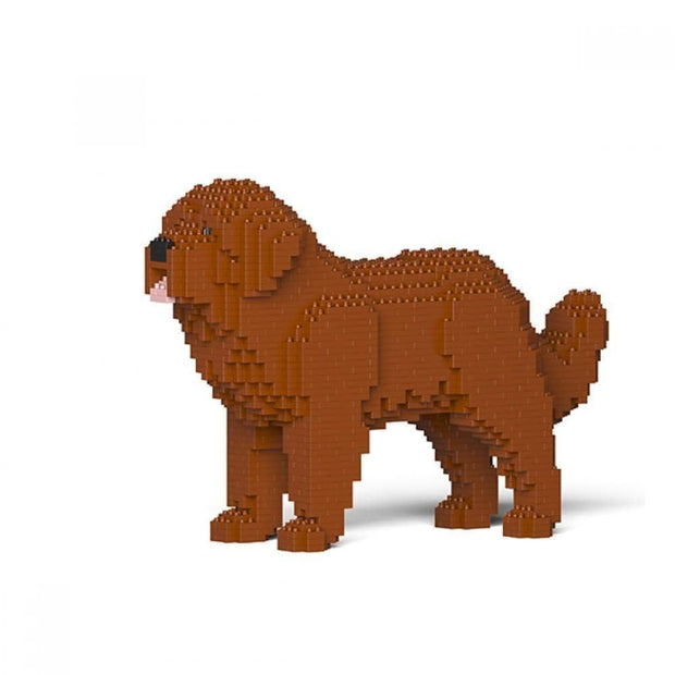 Newfoundland Dog Building Kit