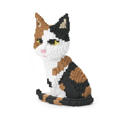 Pebbles The Cat Building Kit